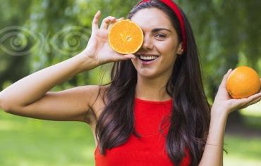 Vista e alimentazione: quali cibi fanno bene ai nostri occhi?